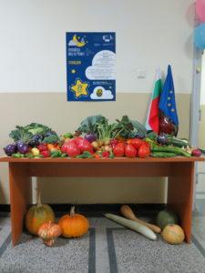 Разнообразие от зеленчуци